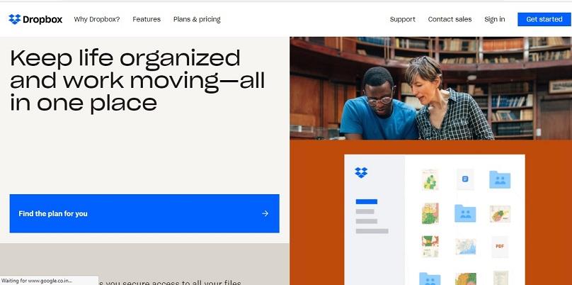 Dropbox free image hosting