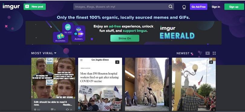 Free image hosting by imgur