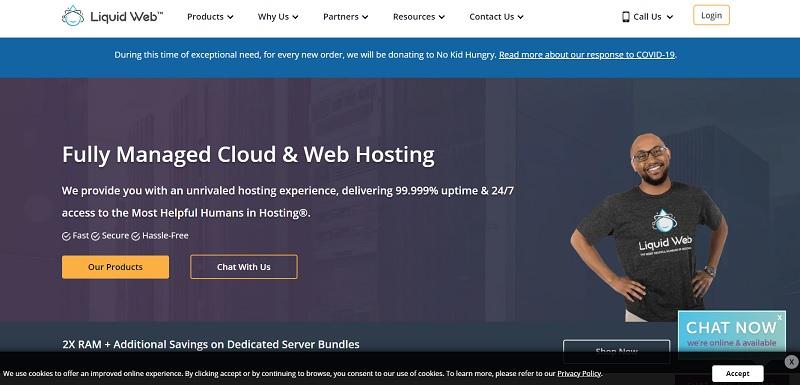 Liquid web VPS hosting  Price
