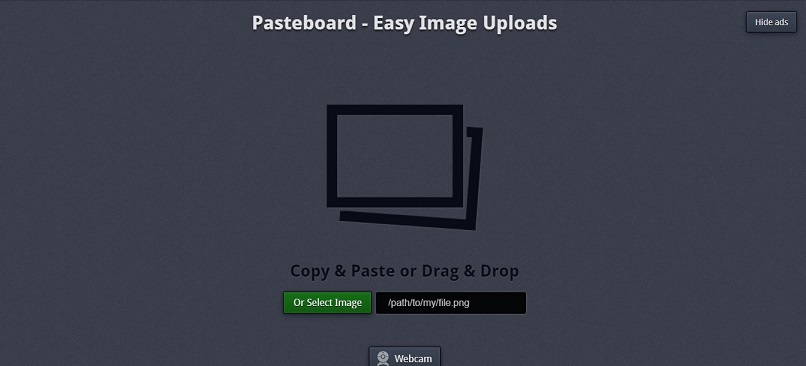 Pasteboard free image hosting