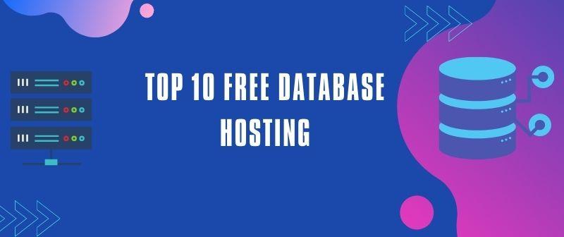 top-10-database-hosting