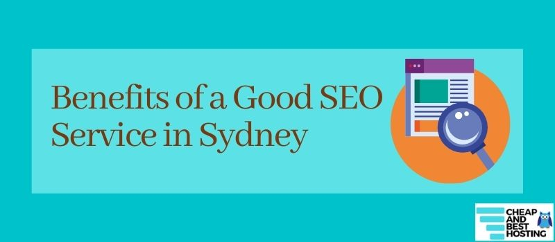 benefits of a good seo service in sydney