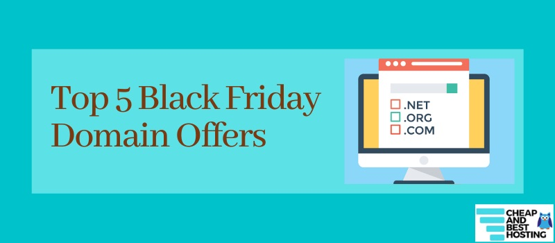 Best Black Friday Domain Offers