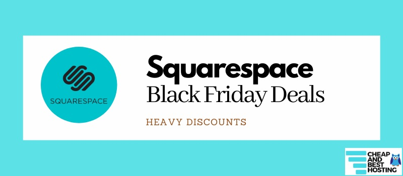 Squarespace Black Friday Deals