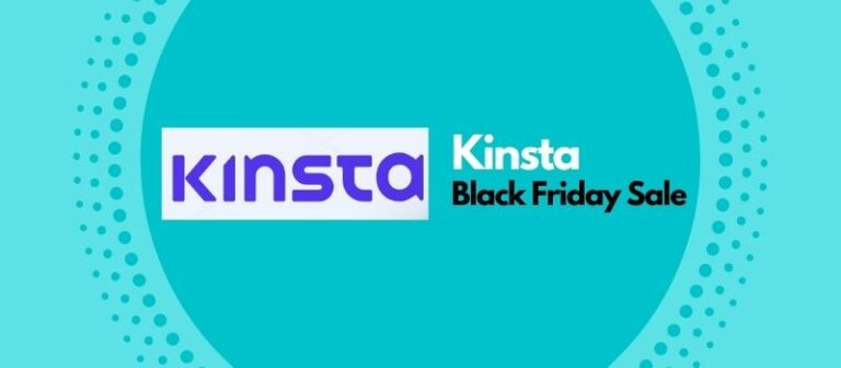black friday sale kinsta