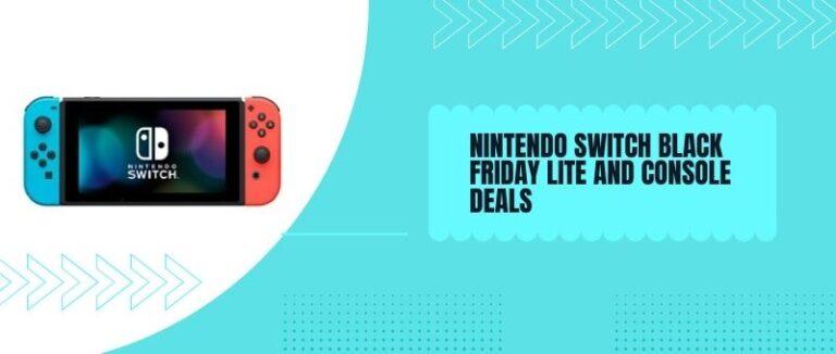 nintendo switch black friday deals